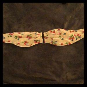 Abercrombie&Fitch swim suit top